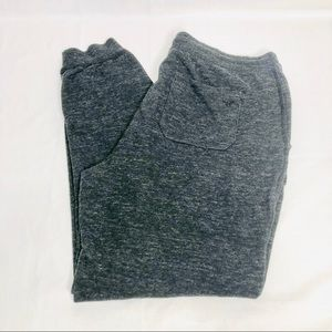 American Eagle Heather Gray Joggers